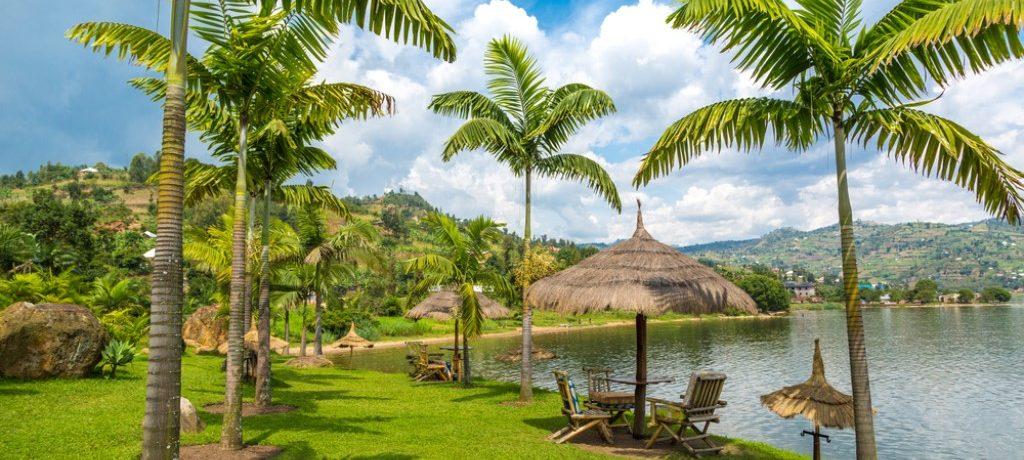 Kivumeer, Rwanda