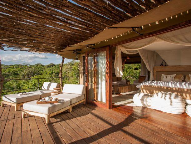 Legendary Mwiba Lodge