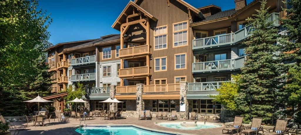 Legends Whistler Creek Hotel