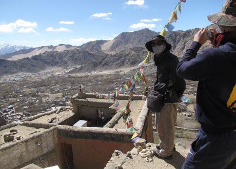 Namgyal Tsemo Gompa in Leh. Foto: © Christopher John SSF