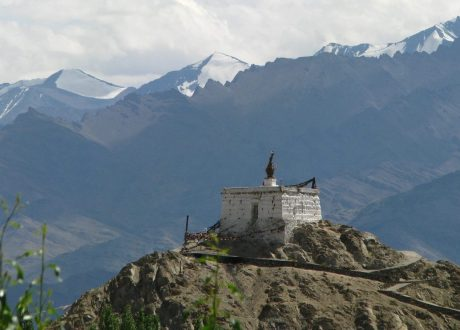 Gompa in Leh. Foto: © McKay Savage