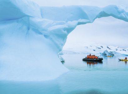 Lindblad, Antarctica