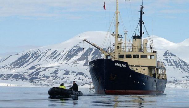 MS Malmö, Waterproof expeditions, Noorwegen