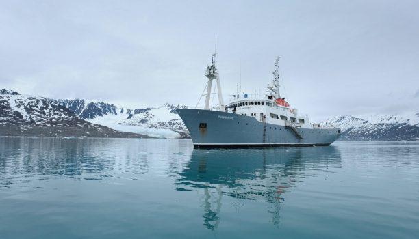 MS Polarfront, Waterproof expeditions Noorwegen