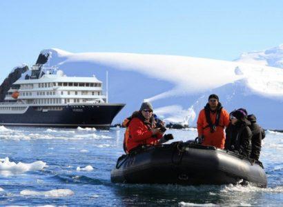 Antarctica expeditiereizen,MV Hondius