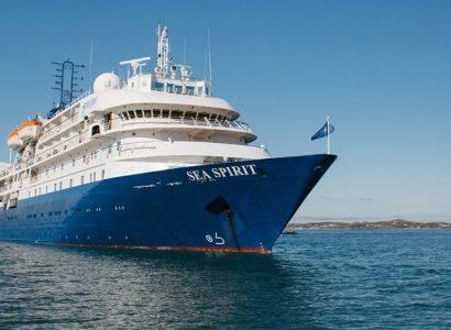 Expeditie cruise reizen