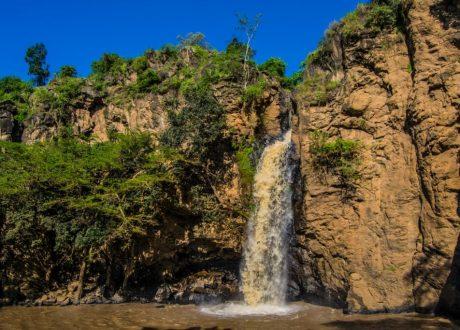 Makalia Falls - Lake Nakuru