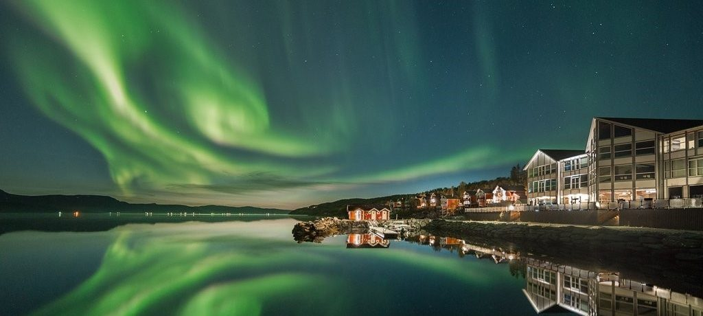 Tromso Ice Domes & Malangen Resort