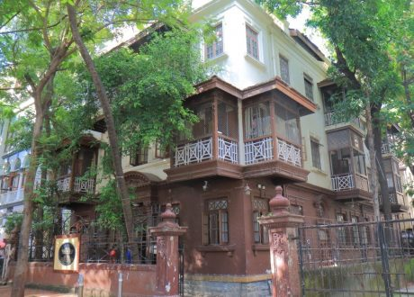 Mumbai - Gandhi museum