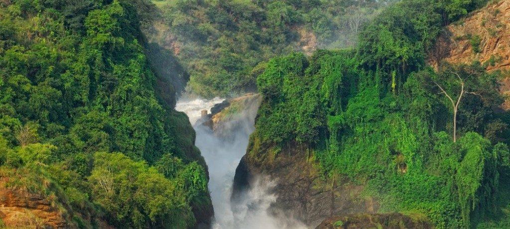 Murchison Falls Oeganda