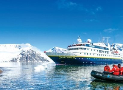 Expeditie cruise, National Geographic Orion