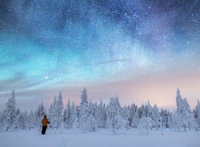 Natuurgebieden Lapland