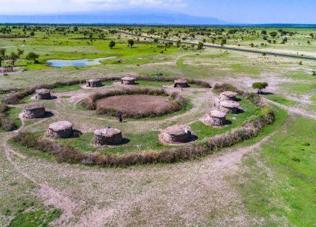 Olpopongi Maasai dorp