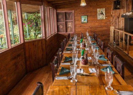 Paraiso Quetzal Lunch