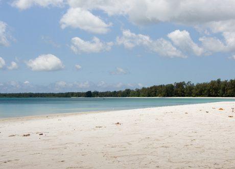 Pemba Island Vumawimbi Beach