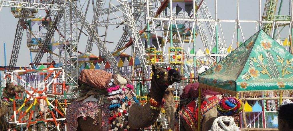 Festival in Pushkar. Foto: © T.L. Thompson