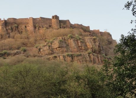 Ranthambore Fort, Ranthambore National Park