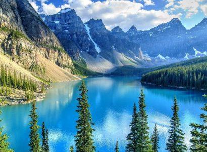 Canada rondreizen, Banff National Park
