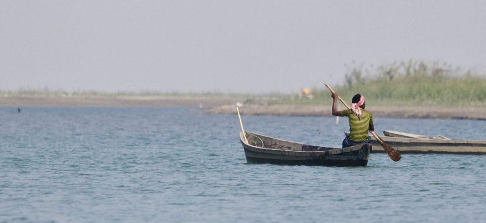 Sapti Kosi rivier