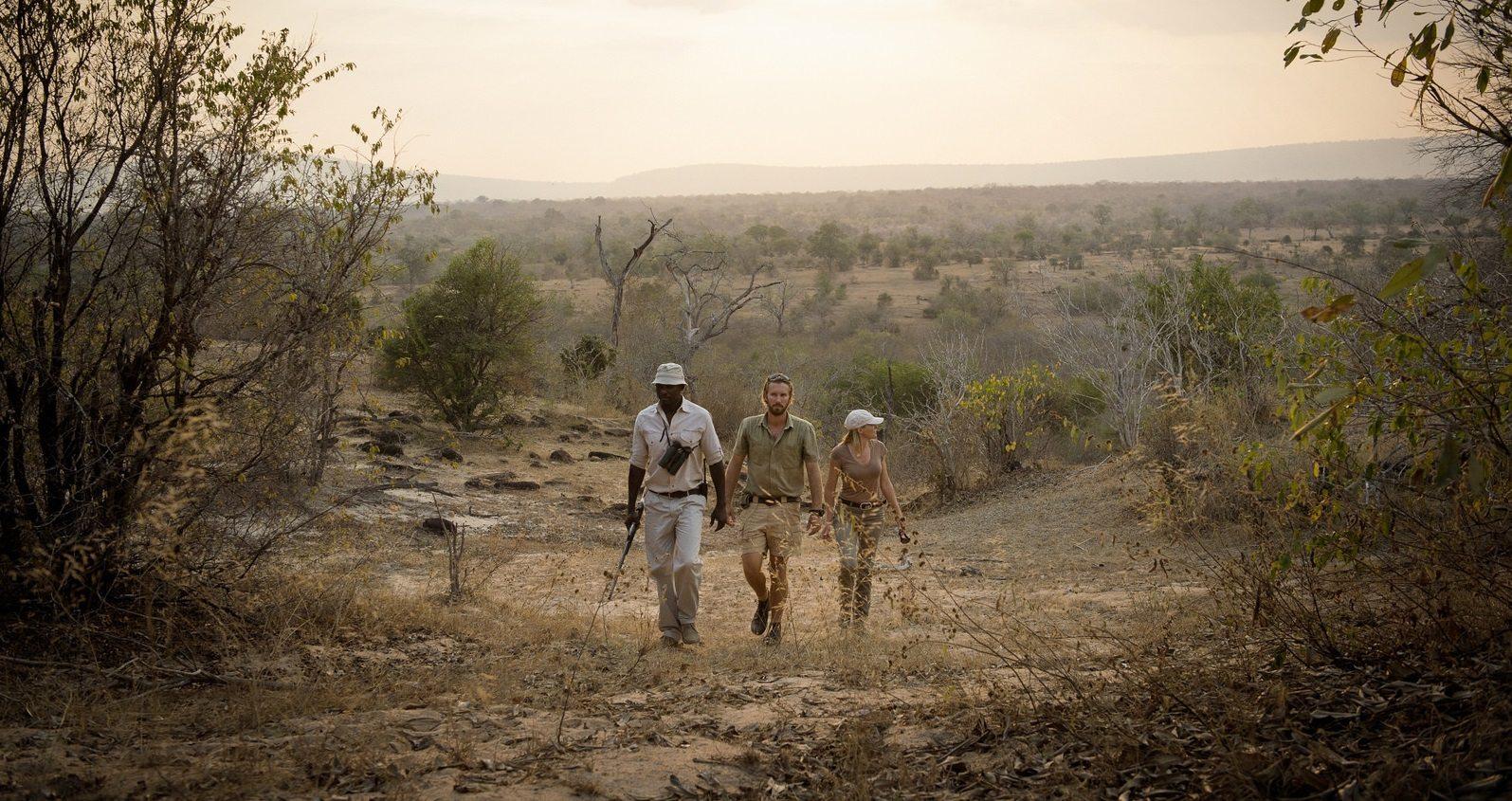 Selous - Nomad Tanzania