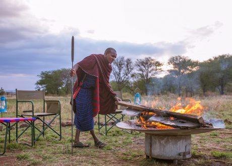 Serengeti Kuhama Camp