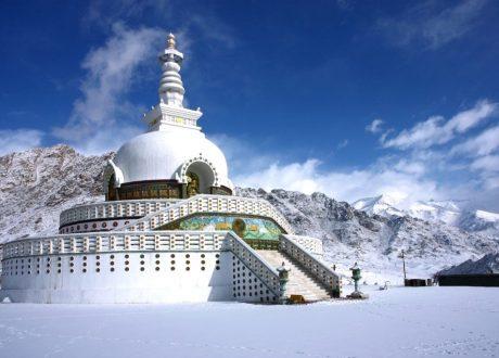 Shanty Stupa