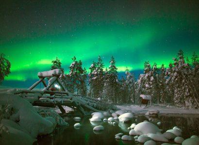 Vuokatti, Fins Lapland