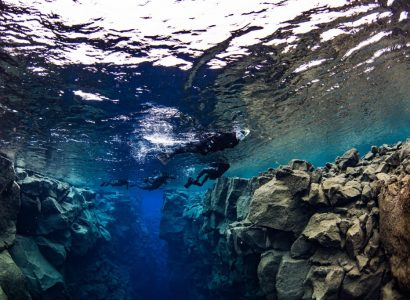 Snorkelen IJsland