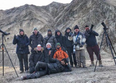 Snowleopard Expeditie Foto Reni Pani