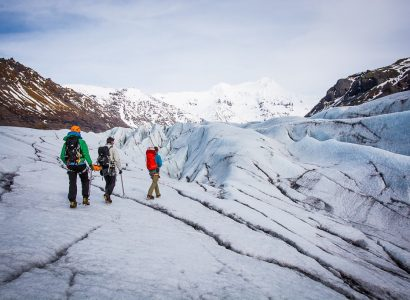 Solheimajokull gletsjer met privégids, Zuid IJsland