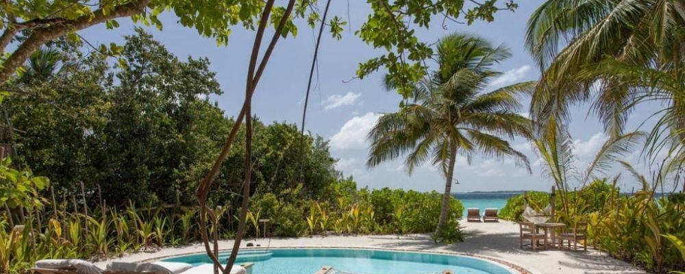 Soneva Fushi Cruscoe Suite Pool