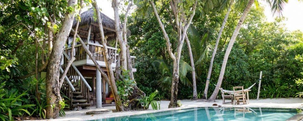 Soneva Fushi Crusoe Poolvilla
