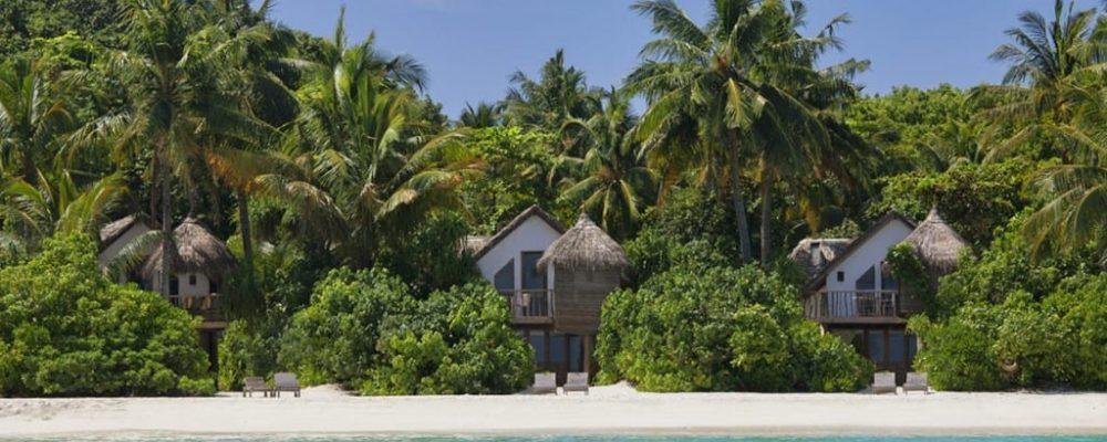 Soneva Fushi Crusoe villa