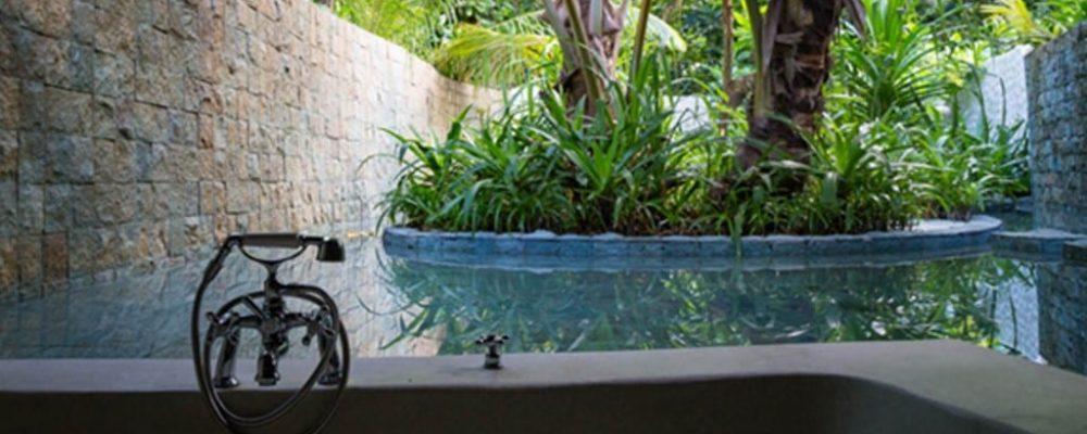 Soneva Fushi Villa Pool