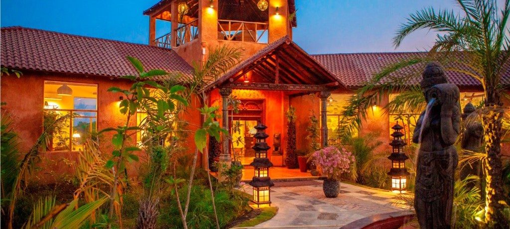 The Bamboo Forest Safari Lodge