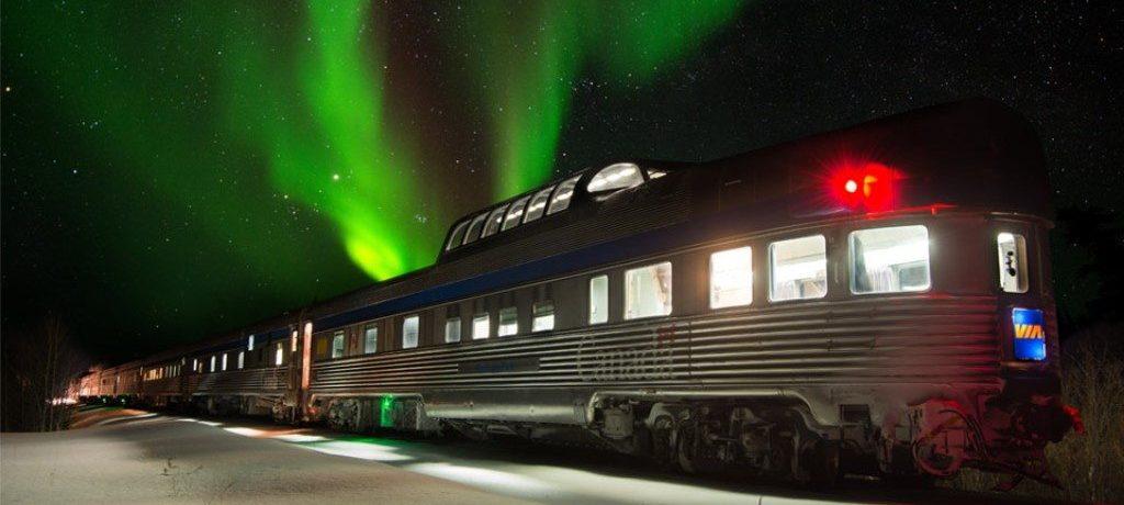 Tundra Train