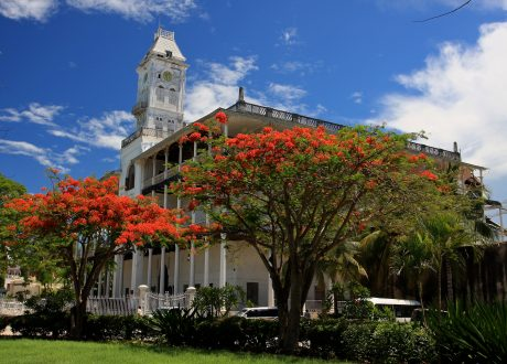 House of Wonders, Zanzibar Foto: Traveling Otter