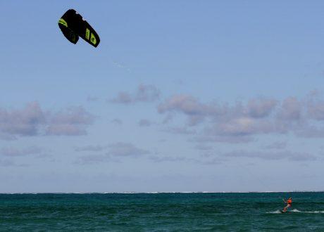 Kite Surfen Foto: Marco Zaferrari