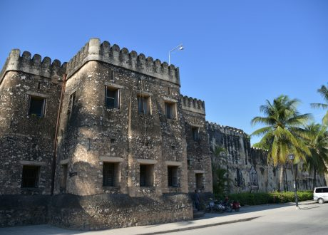 Old Fort, Zanzibar Foto: Richard Mortel