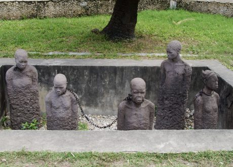 Slaven Monument, Zanzibar Foto: Missy