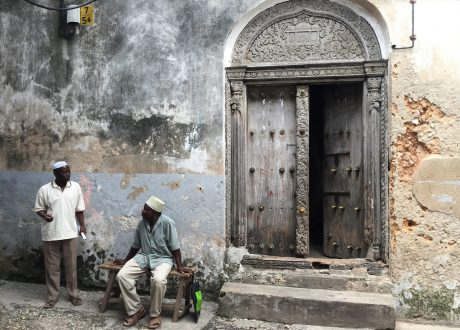 Gujarati-deur, Zanzibar Foto: World Wide