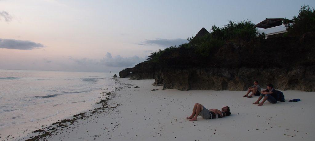 Strand, Zanzibar