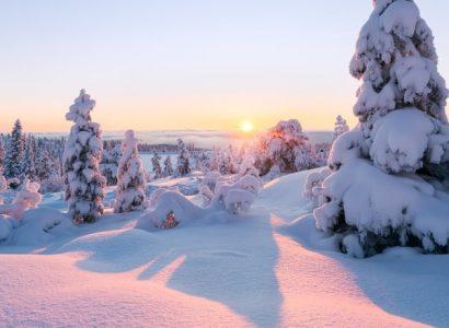 Avontuurlijke winterreis Zweeds Lapland