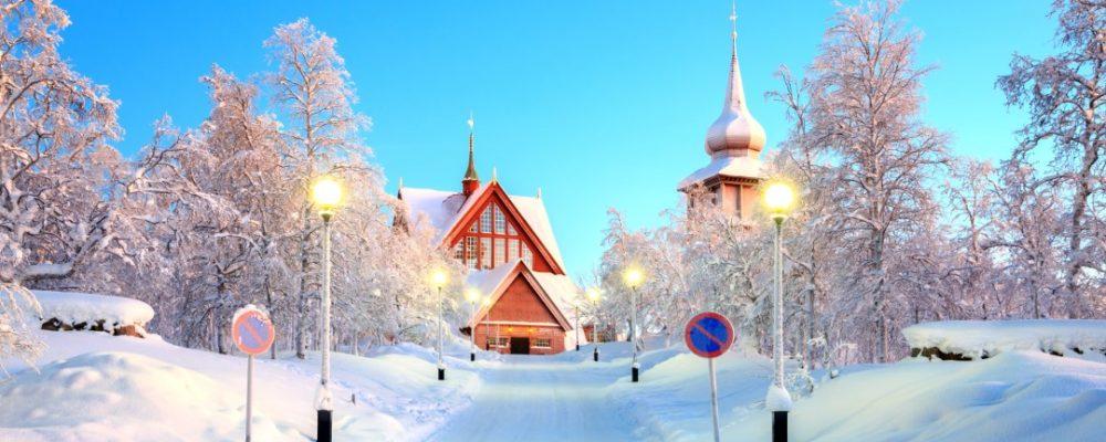 Zweeds Lapland Kiruna