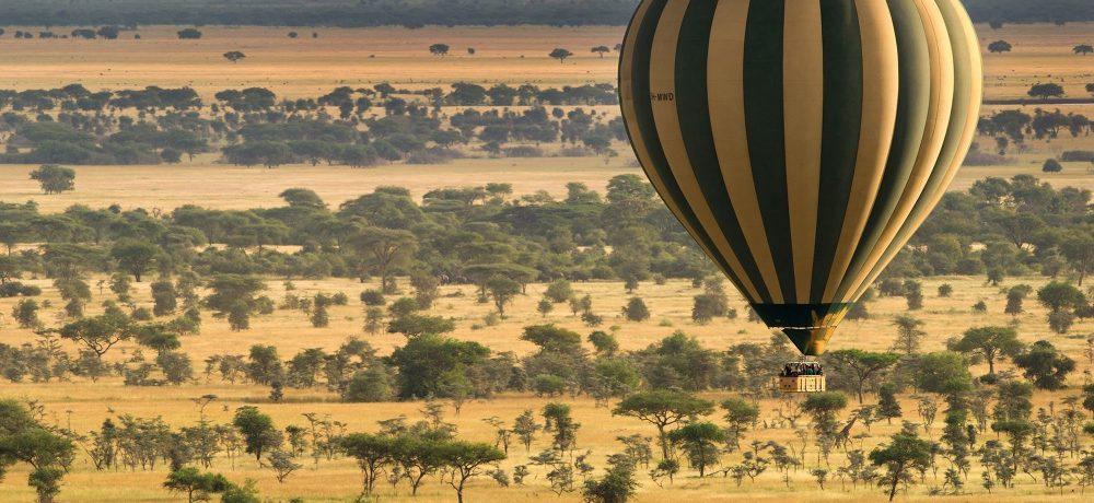 Luchtballonsafari Serengeti, Activiteiten Tanzania, Noord Tanzania