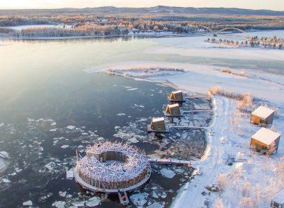 Arctic Bath hotel