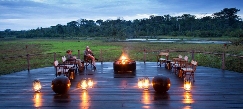Odzala National Park Lango camp